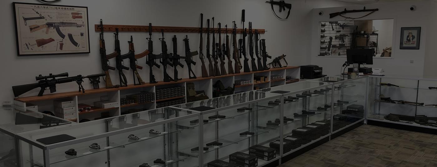 We Provide Custom Gun Builds